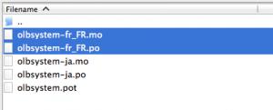 ファイル名の変更(3)